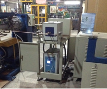 Wire annealing line project